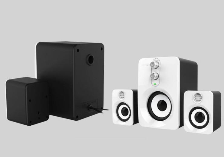 Loa Nghe Nhạc Điện thoại, Máy tính, PKCB-201 Speakers 16