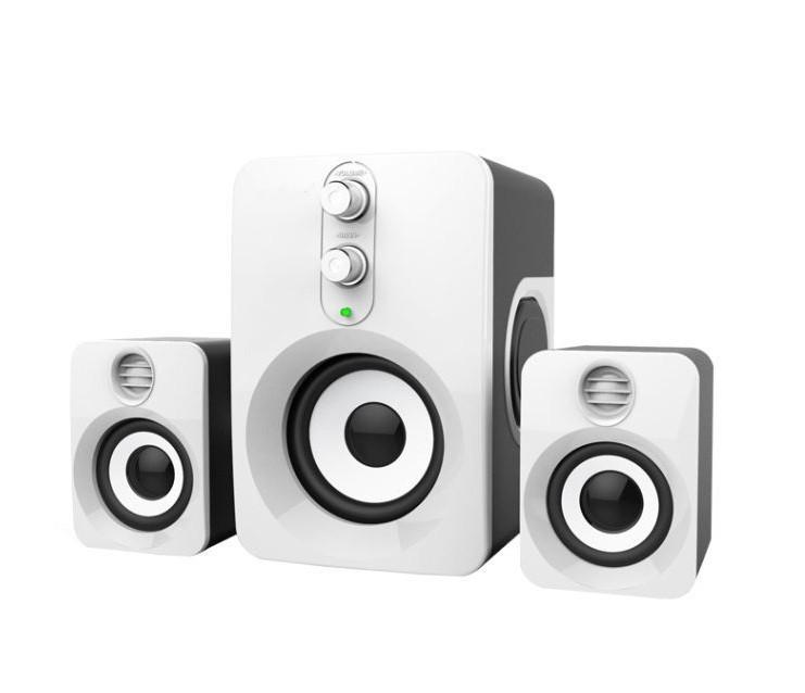 Loa Nghe Nhạc Điện thoại, Máy tính, PKCB-201 Speakers 26