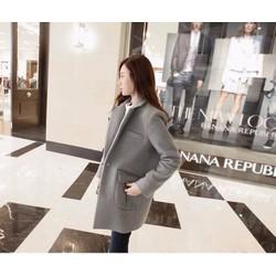 áo khoác dạ thời trang quảng châu