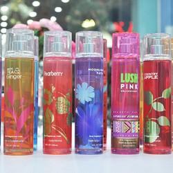 Xịt thơm toàn thân Bath Body Works fragrance mist 236ml