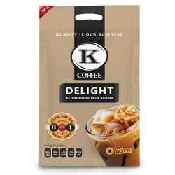 K-Coffee  K DELIGHT 3IN1 TÚI 612G - Thưởng thức cà phê đúng vị
