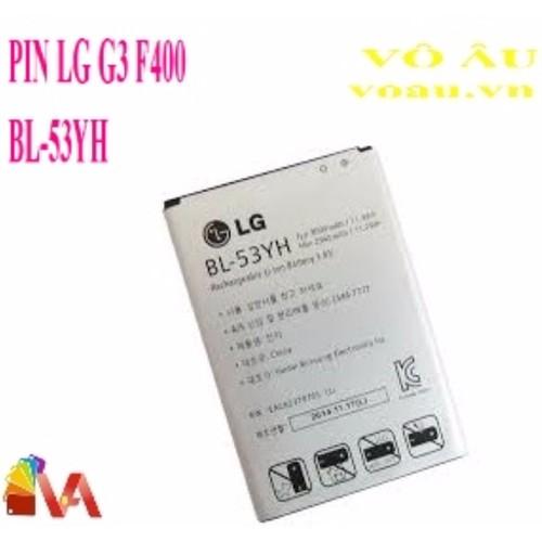 PIN LG G3 F400 - 5258380 , 8737677 , 15_8737677 , 110000 , PIN-LG-G3-F400-15_8737677 , sendo.vn , PIN LG G3 F400