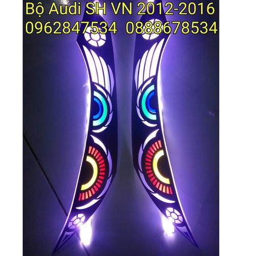 Bộ audi SH VN 2012-2016