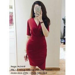 Đầm body y hình bao đẹp