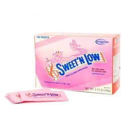 Đường gói ăn kiêng - SWEET N LOW- 100 gói