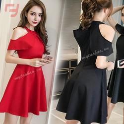 Đầm xòe kiểu Hàn Quốc Fashion