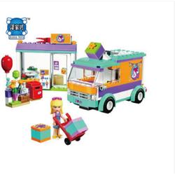 Lego Friends Trạm chuyển phát nhanh V180