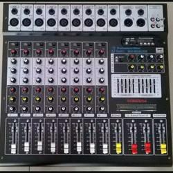 mixer bàn 804 8line có Bluetooth usb và thẻ nhớ