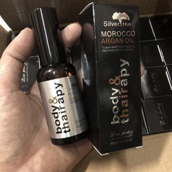 CO HINH THAT-Tinh dầu dưỡng tóc morocco argan oil BODY-THAIRAPY