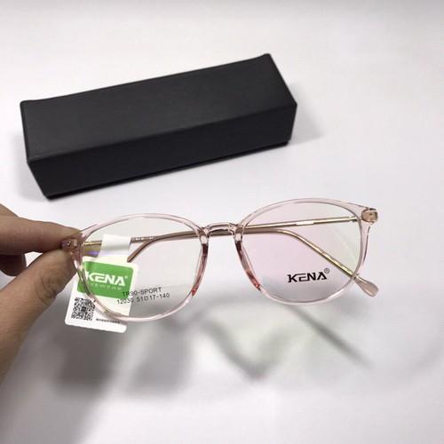 Kính gọng KENA mắt bầu - MADE IN KOREA 012030