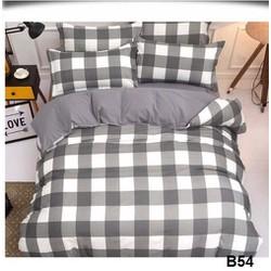 Bộ chăn ga gối giường 1m6x2m