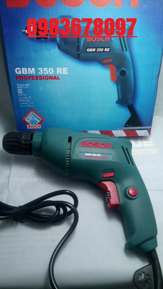 Bosch Mesin Bor Gbm 350 Professional New Biru Daftar Harga Terbaru 13 Hre Torsi Tinggi My Khoan In Re 1