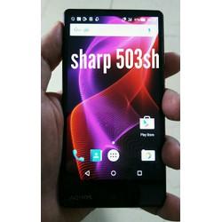 điện thoại sharp mini 503sh chống nước ram 3gb s808