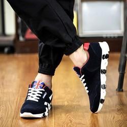 Giày sneaker đế cao siêu hót GLK130