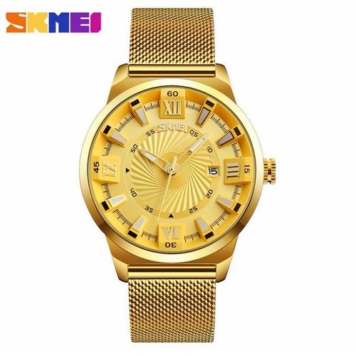 Đồng hồ Skmei dây lưới thép tuyệt đẹp