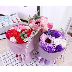 hoa hồng bó yoyo momo