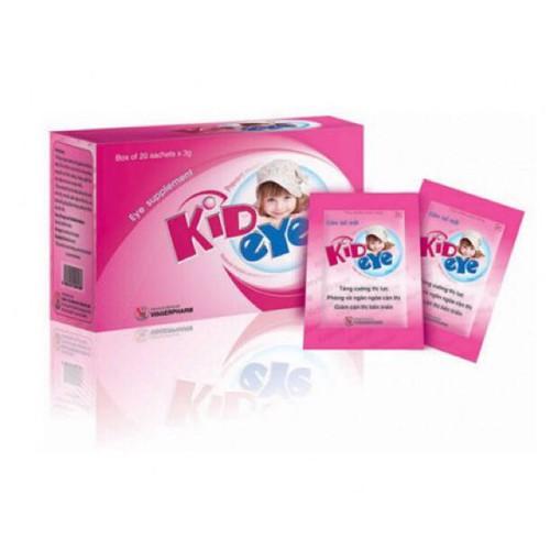 Bổ mắt cho trẻ em - Kid Eye 3gram x 20 gói