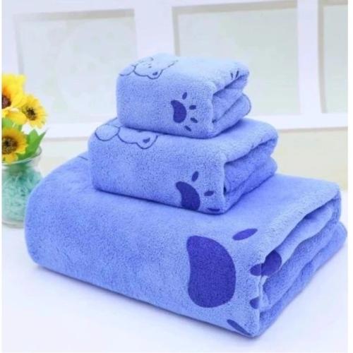 Bộ 3 khăn tắm, khăn mặt, khăn lau tóc cao cấp - 18942810 , 8697429 , 15_8697429 , 49000 , Bo-3-khan-tam-khan-mat-khan-lau-toc-cao-cap-15_8697429 , sendo.vn , Bộ 3 khăn tắm, khăn mặt, khăn lau tóc cao cấp
