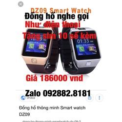 đồng hồ thông minh tặng kèm sim