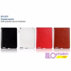 Bao da iPad 2 3 4 - Hoco crystal serires