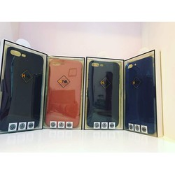Combo 4 Ốp lưng silicon colourfull dành cho iphone 7 plus