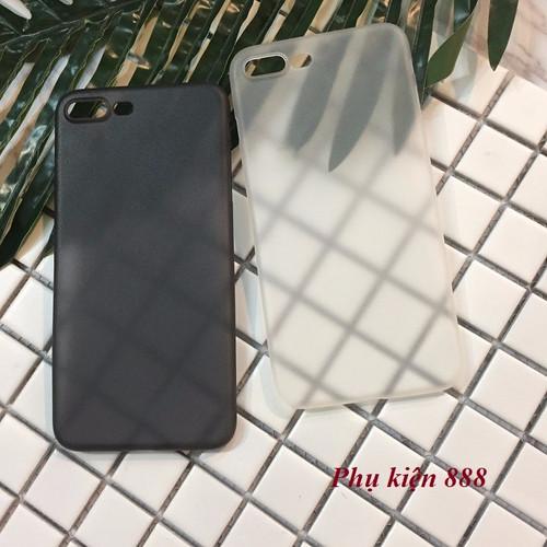 Ốp lưng Iphone 7 Plus nhựa dẻo trơn hiệu Unique Case