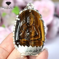 Mặt Dây Chuyền Phật A Di Đà Chất Liệu Cao Cấp - Bảo Tín
