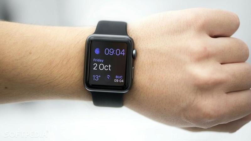 đồng hồ điện thoại màn hình full HD cực nét mã NK-02 5