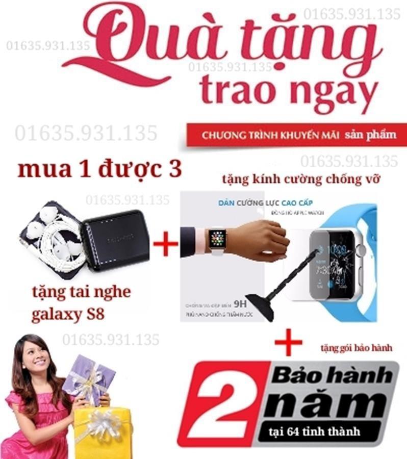 đồng hồ điện thoại màn hình full HD cực nét mã NK-02 15