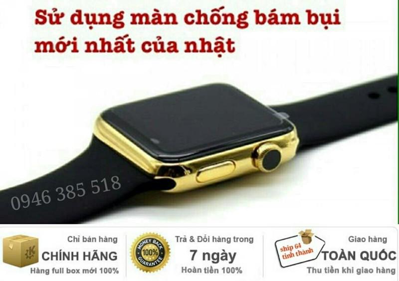 đồng hồ điện thoại màn hình full HD cực nét mã NK-02 13