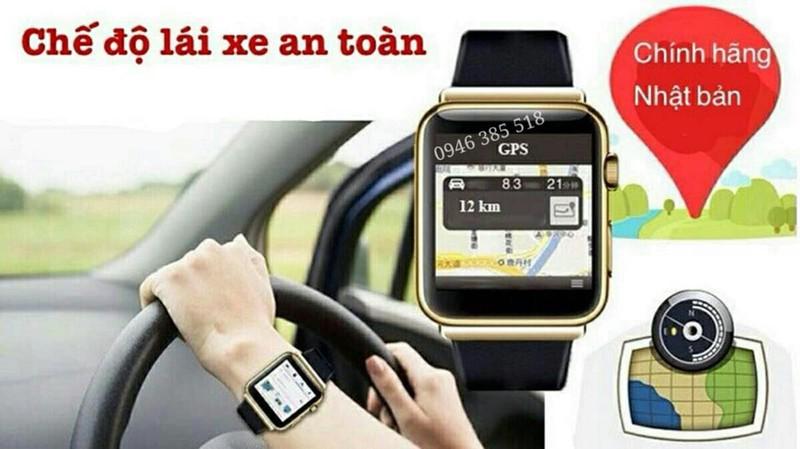 đồng hồ điện thoại màn hình full HD cực nét mã NK-02 11