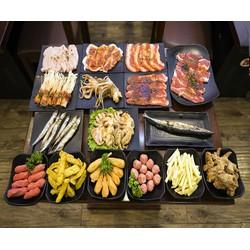Buffet Nướng Lẩu đặc trưng xứ sở Hàn Quốc tặng Coca tại A1 Restaurant  Korean BBQ  Hotpot