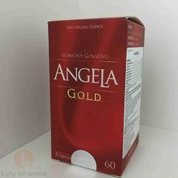 Sâm Angela Gold - Chăm sóc làn da, sức khỏe và sinh lý nữ