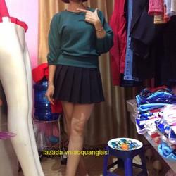 Quần Xếp Ly Giả Váy