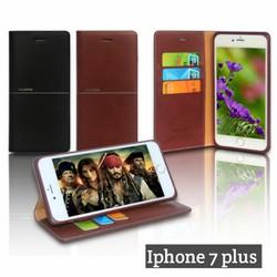Bao da dạng ví Iphone 7 plus hiệu Nuoku chính hãng