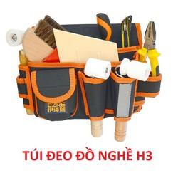 Túi đeo đồ nghề cao cấp H3