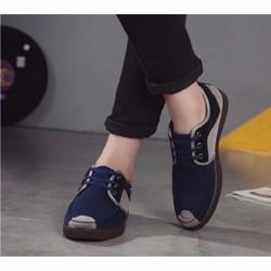 Giày lười nam thời trang mùa hè cá tính CAO CẤP