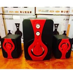Loa Nghe Nhạc điện thoại, tivi,máy tính speakers PKCB-2060 Bass hay