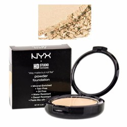 PHẤN NỀN NYX HD STUDIO - STAY MATTE BUT NOT FLAT POWDER FOUNDATION