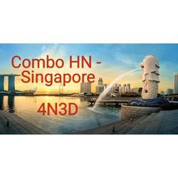 Combo du lịch HN - Singapore 4N3D