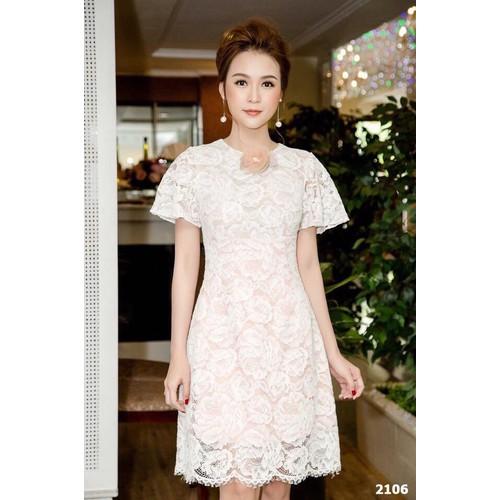 Đầm ren trắng chữ A dễ thương - 5267793 , 8748819 , 15_8748819 , 420000 , Dam-ren-trang-chu-A-de-thuong-15_8748819 , sendo.vn , Đầm ren trắng chữ A dễ thương