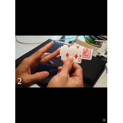 Bộ ảo thuật lá bài đổi màu