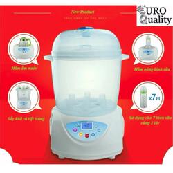 Máy tiệt trùng và sấy khô bình đựng sữa đa năng KH 916 550W