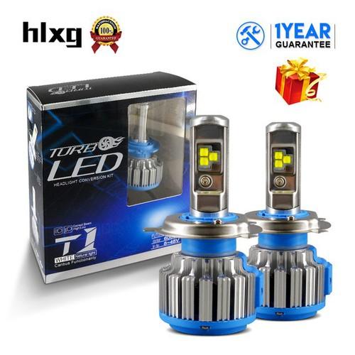 Bộ đèn led T1 H4 6 tim 4000 Lumen siêu sáng, 2 bóng - 5266583 , 8747554 , 15_8747554 , 540000 , Bo-den-led-T1-H4-6-tim-4000-Lumen-sieu-sang-2-bong-15_8747554 , sendo.vn , Bộ đèn led T1 H4 6 tim 4000 Lumen siêu sáng, 2 bóng
