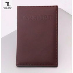 Ví da đựng passport, hộ chiếu cao cấp