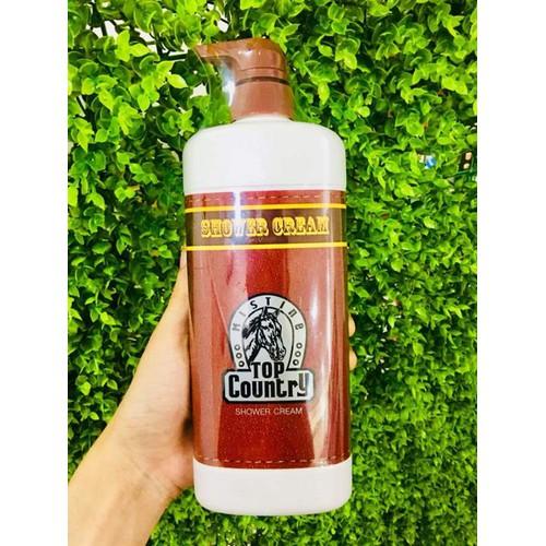 Sữa tắm hương thơm nam tính Ngựa Top Country Thái Lan 500ml - 5271629 , 8754715 , 15_8754715 , 95000 , Sua-tam-huong-thom-nam-tinh-Ngua-Top-Country-Thai-Lan-500ml-15_8754715 , sendo.vn , Sữa tắm hương thơm nam tính Ngựa Top Country Thái Lan 500ml