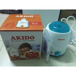 Máy tiệt trùng, ủ bình và hâm nóng thức ăn Akido