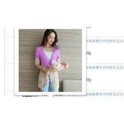 Áo khoác len nữ cao cấp nhập khẩu Quảng Châu-Shop LucyLucy257