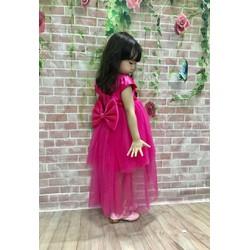 Đầm công chúa hoa