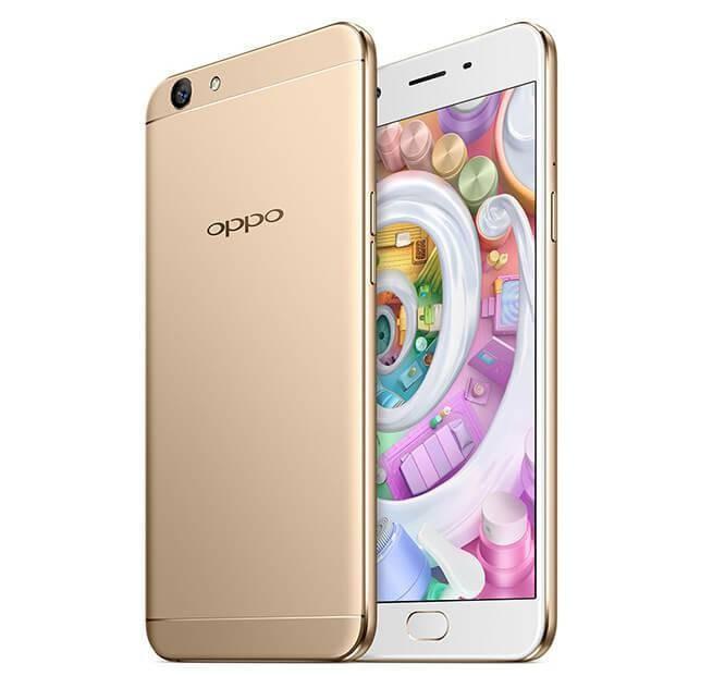 Điện thoại Oppo. F1S tặng ốp lưng,cường lực 4